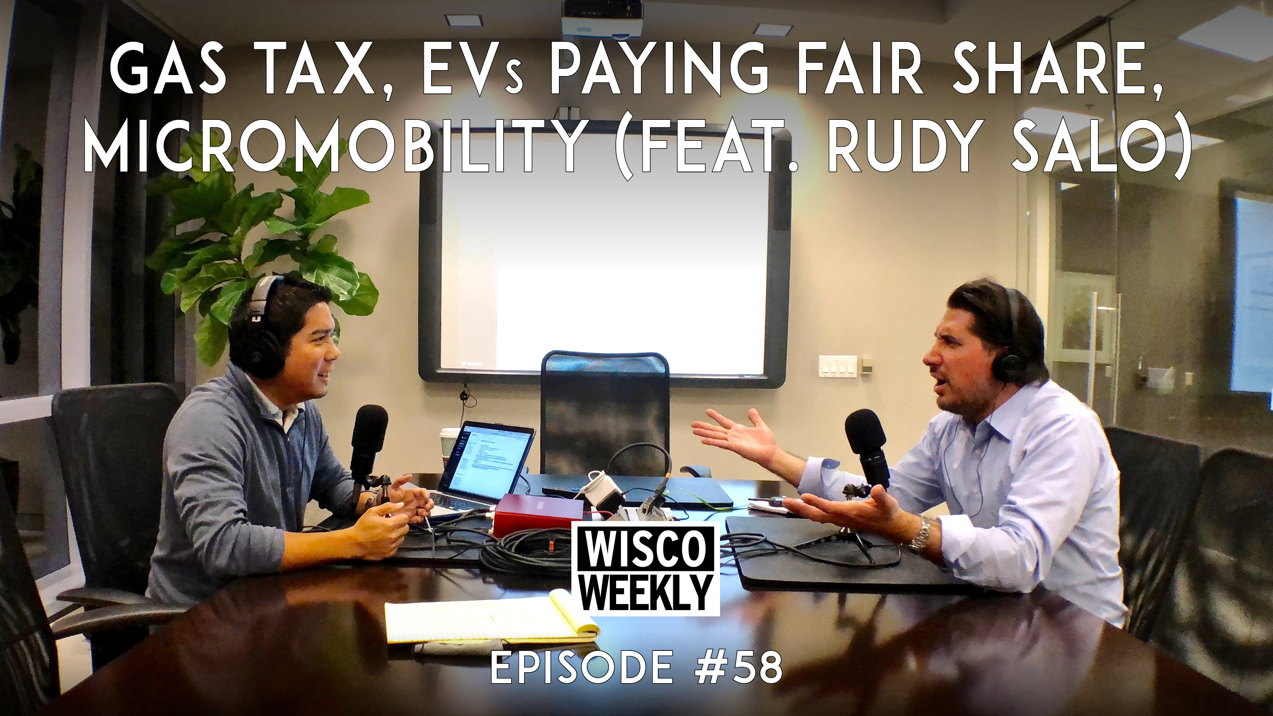 gas tax, evs, proposition 6, micromobility