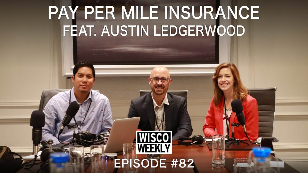 austin ledgerwood, cover genius, pay per mile insurance